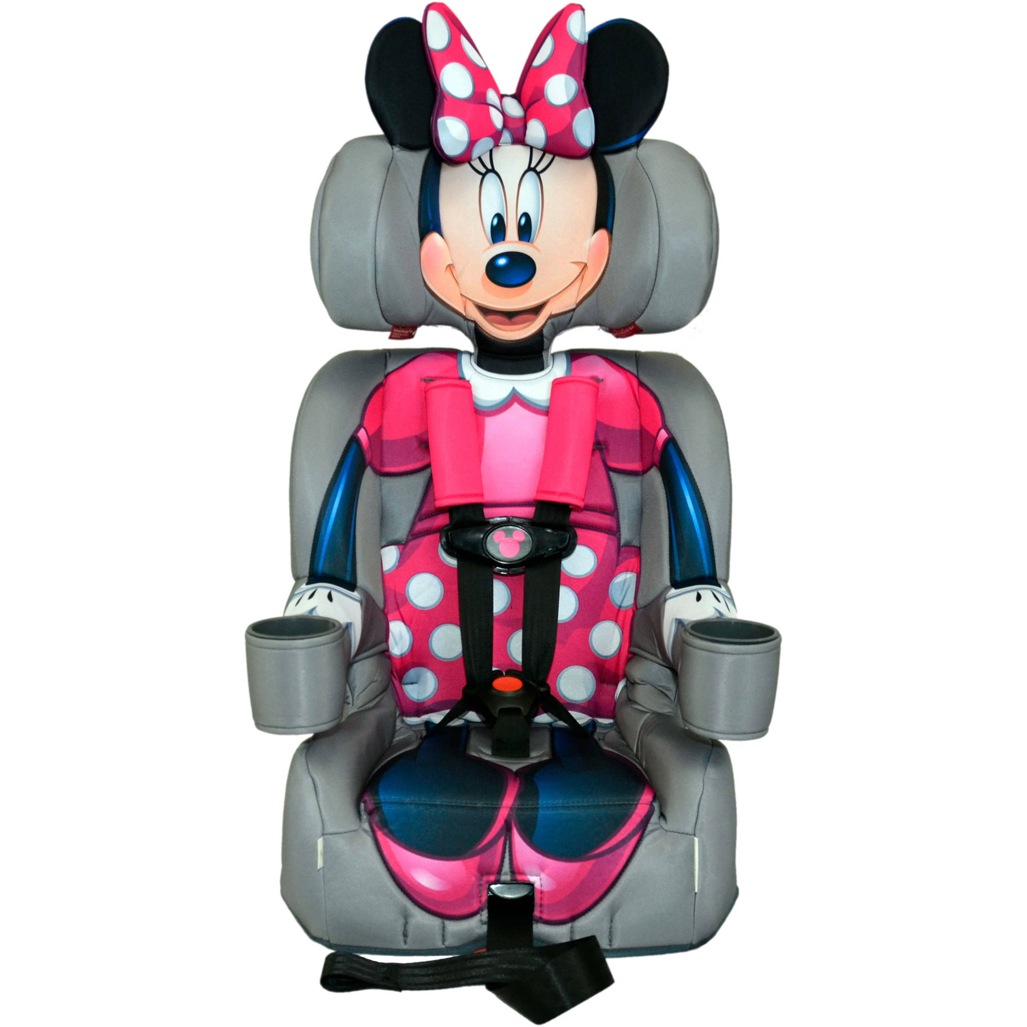 KidsEmbrace Disney Minnie Mouse Combination Harness Booster Car Seat
