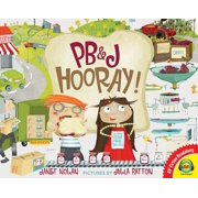 PB&J Hooray! - eBook