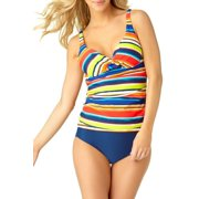 Catalina Women's Underwire Tankini Top