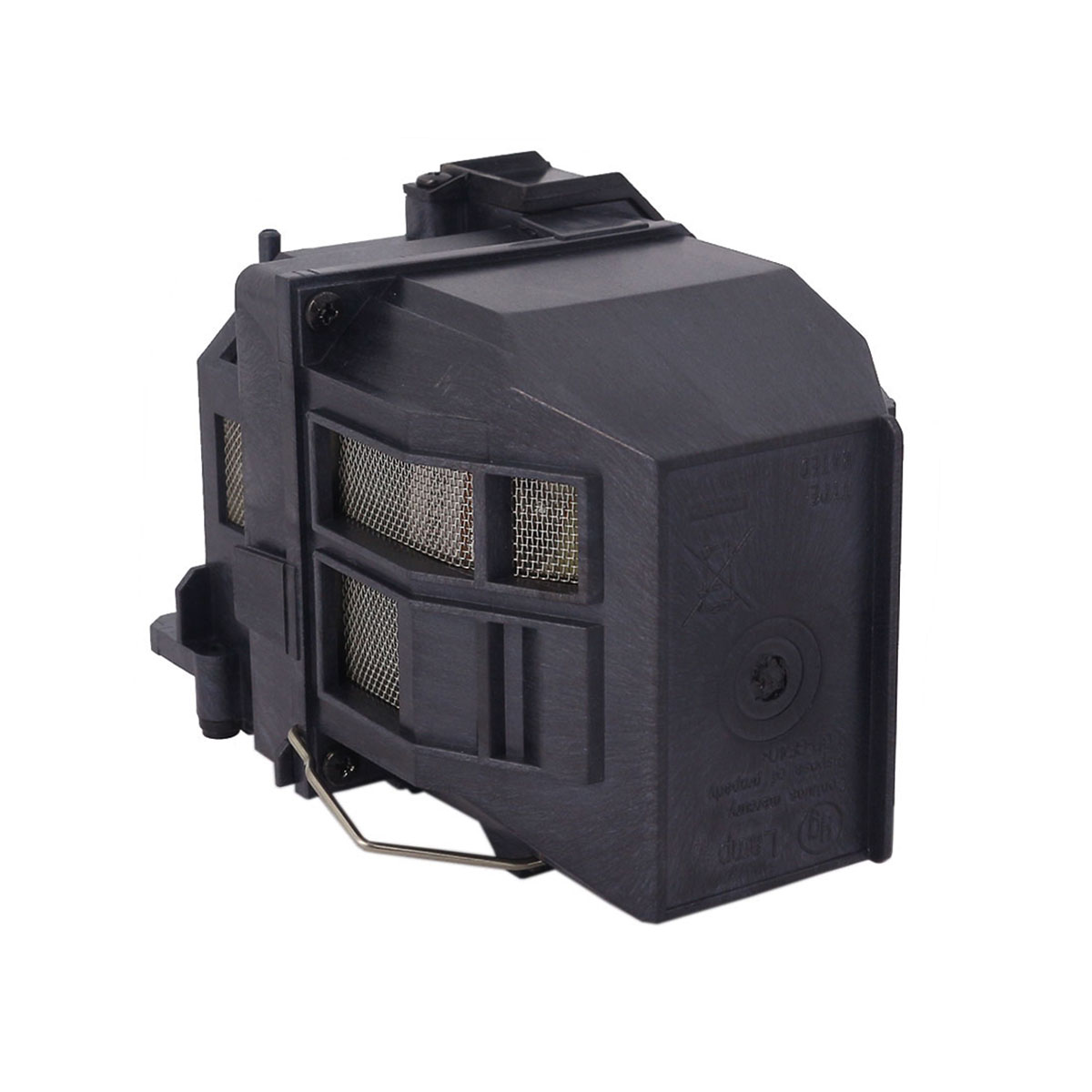 Lutema Platinum for Epson ELPLP91 Projector Lamp with Housing (Original Philips Bulb Inside) - image 3 of 5