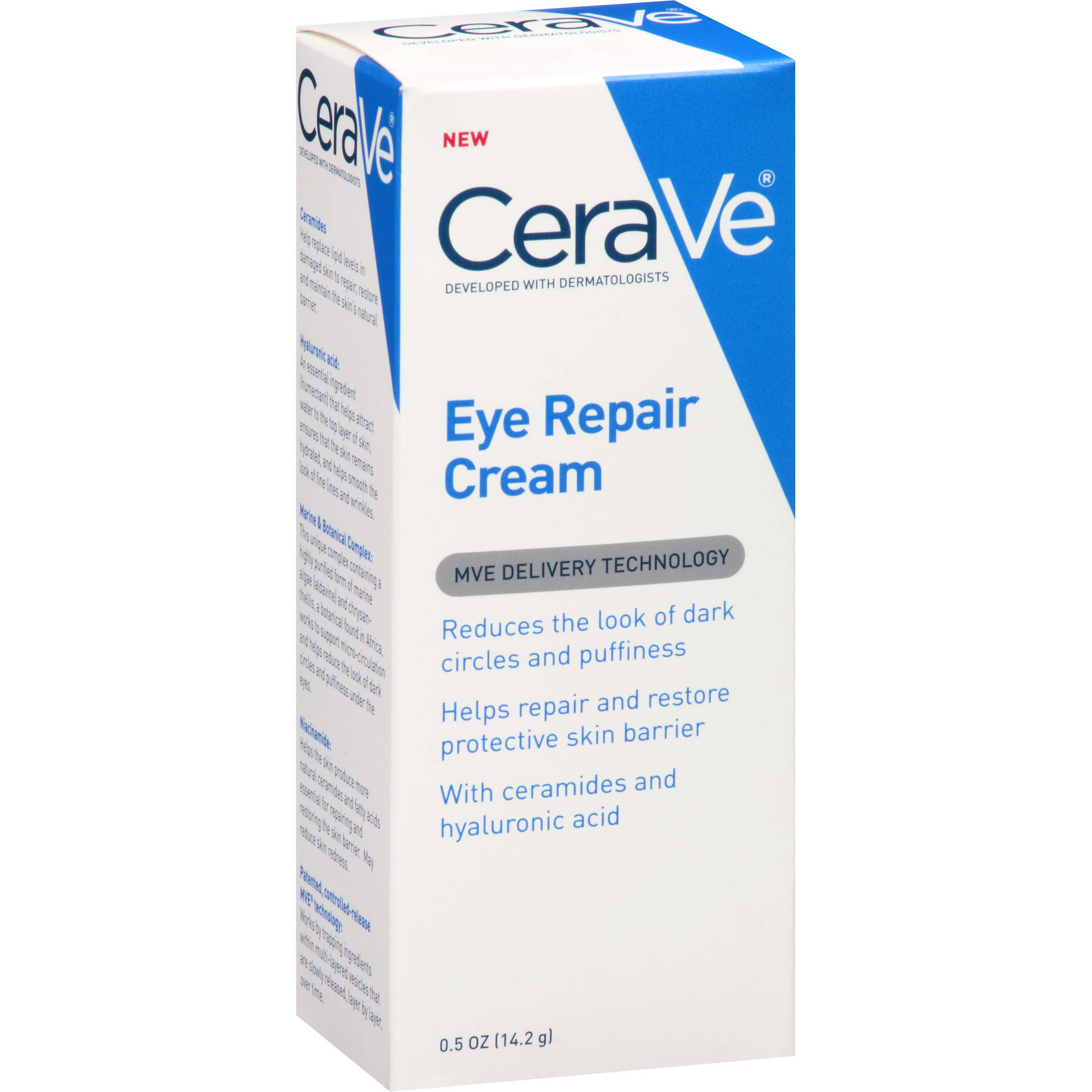 CeraVe Eye Repair Cream, 0.5 oz