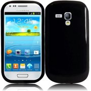 TPU Gel Case for Samsung Galaxy S3 Mini i8190 - Black