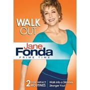 Jane Fonda: Prime Time Walkout (DVD) by Lionsgate