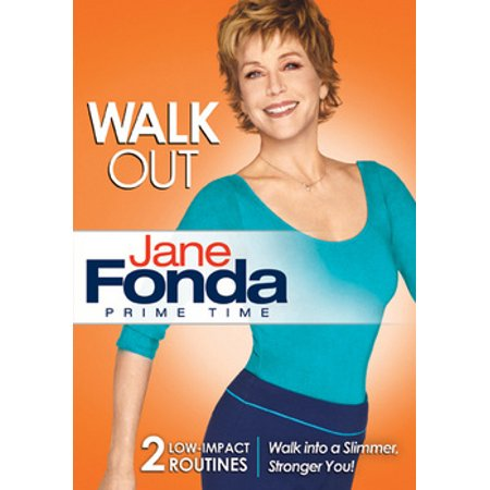 Jane Fonda: Prime Time Walkout (DVD)