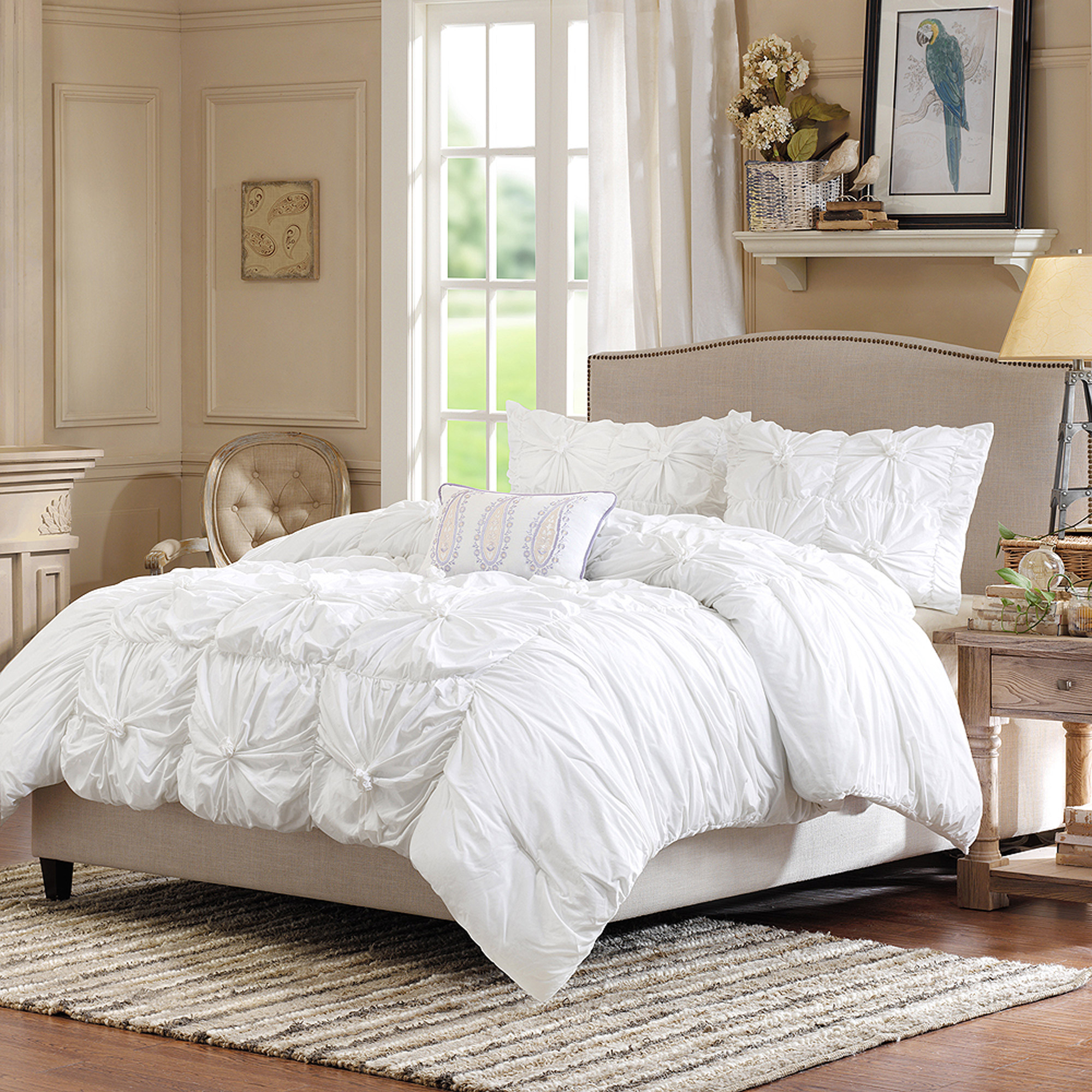 Home Essence Raylene Bedding Comforter Set