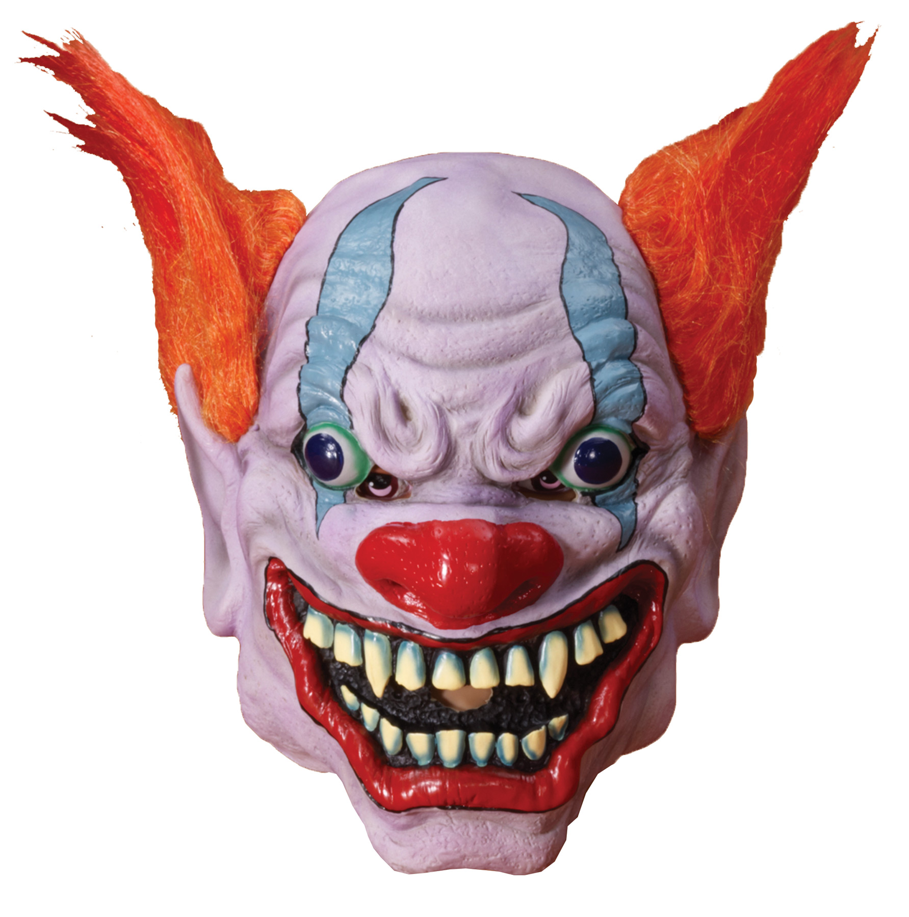 Berzerk Latex Mask Adult Halloween Accessory