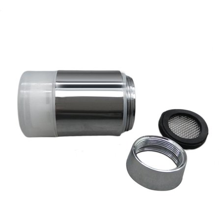 Water Glow Shower 3 Color Changing Led Tap Faucet Light Temperature Sensor