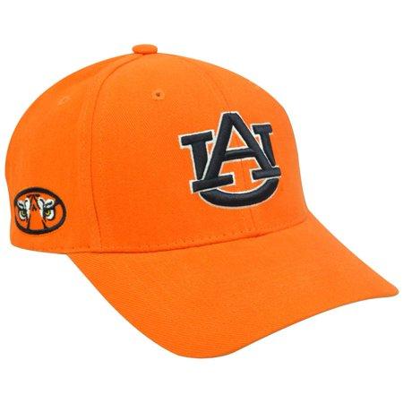 76feec9ac29 NCAA Auburn University Tigers AU Orange Navy Blue Constructed Licensed Hat  Cap - Walmart.com