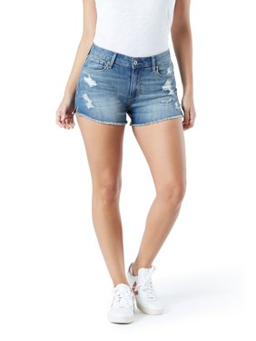 adad2efb9a04 Product Image Women s High Rise A Line Short with Slit