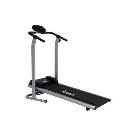Sunny Health   Fitness Sf T7614 Adjustable Tension Magnetic Treadmill