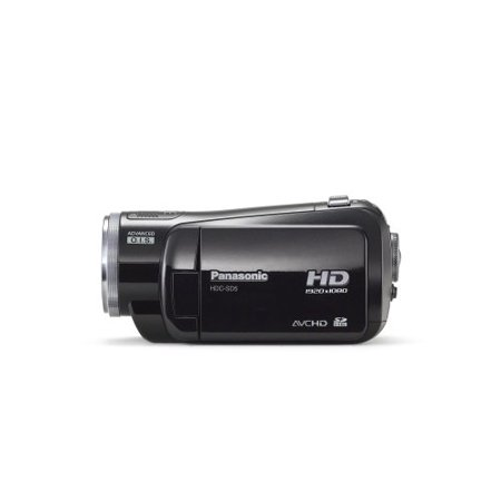 Panasonic HDC-SD5 AVCHD 3CCD Flash Memory High Definition Camcorder with 10x Optical Image Stabilization (Certified (Best Image Stabilization Camera 2019)