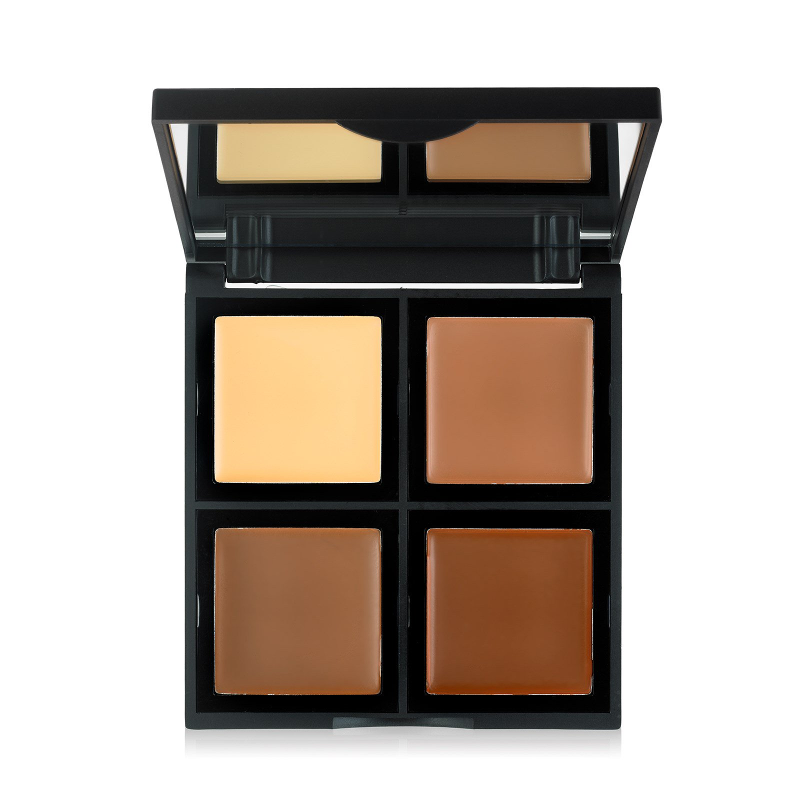 E.L.F. Cosmetics, Cream Contour Palette, 4 Shades, 0.43 oz(pack of 2)