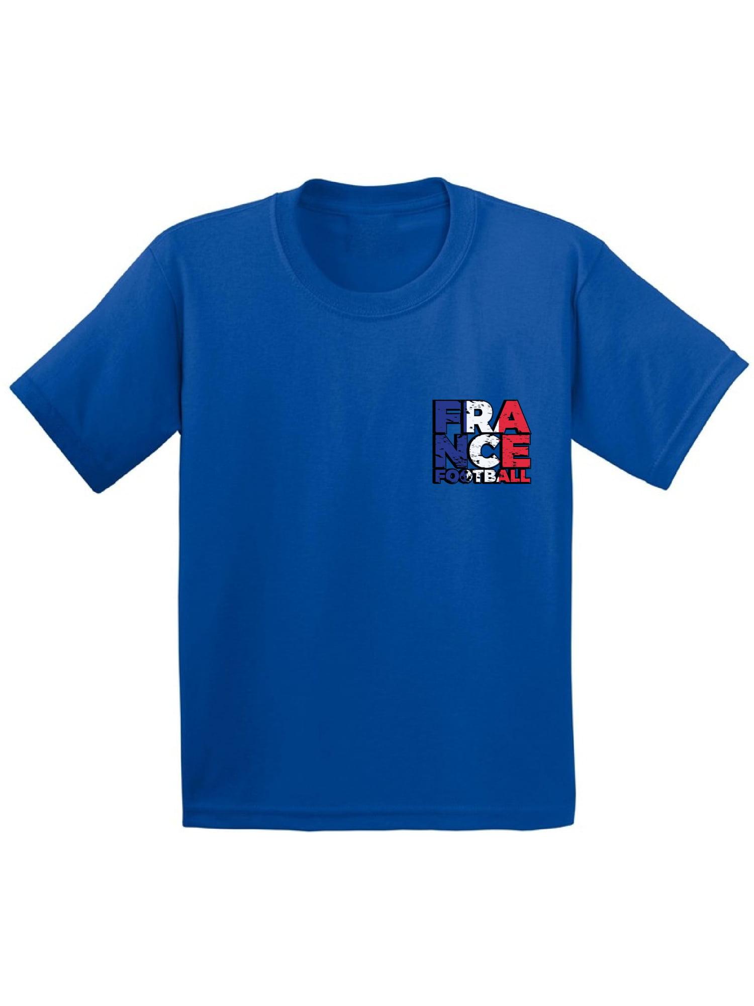 T-Shirts of France Boys Souvenirs of France Paris Flash T-Shirt