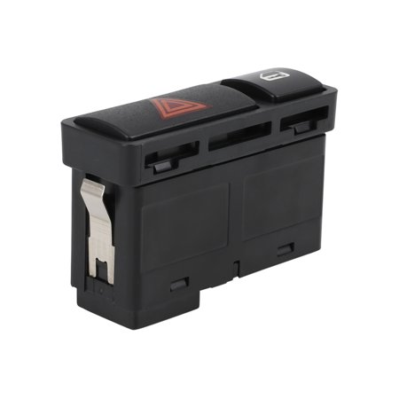 Warning Light Switch - 61318368920 Hazard Warning Light Door Central Locking Switch for 1999-2008 BMW E46 E53 E85 325 X5