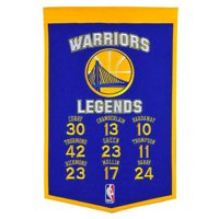 "Golden State Warriors 14"" x 22"" Legends Banner - No Size"
