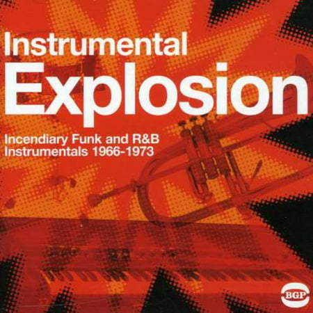 Instrumental Explosion-Funk, R and B 1966-73 (CD)
