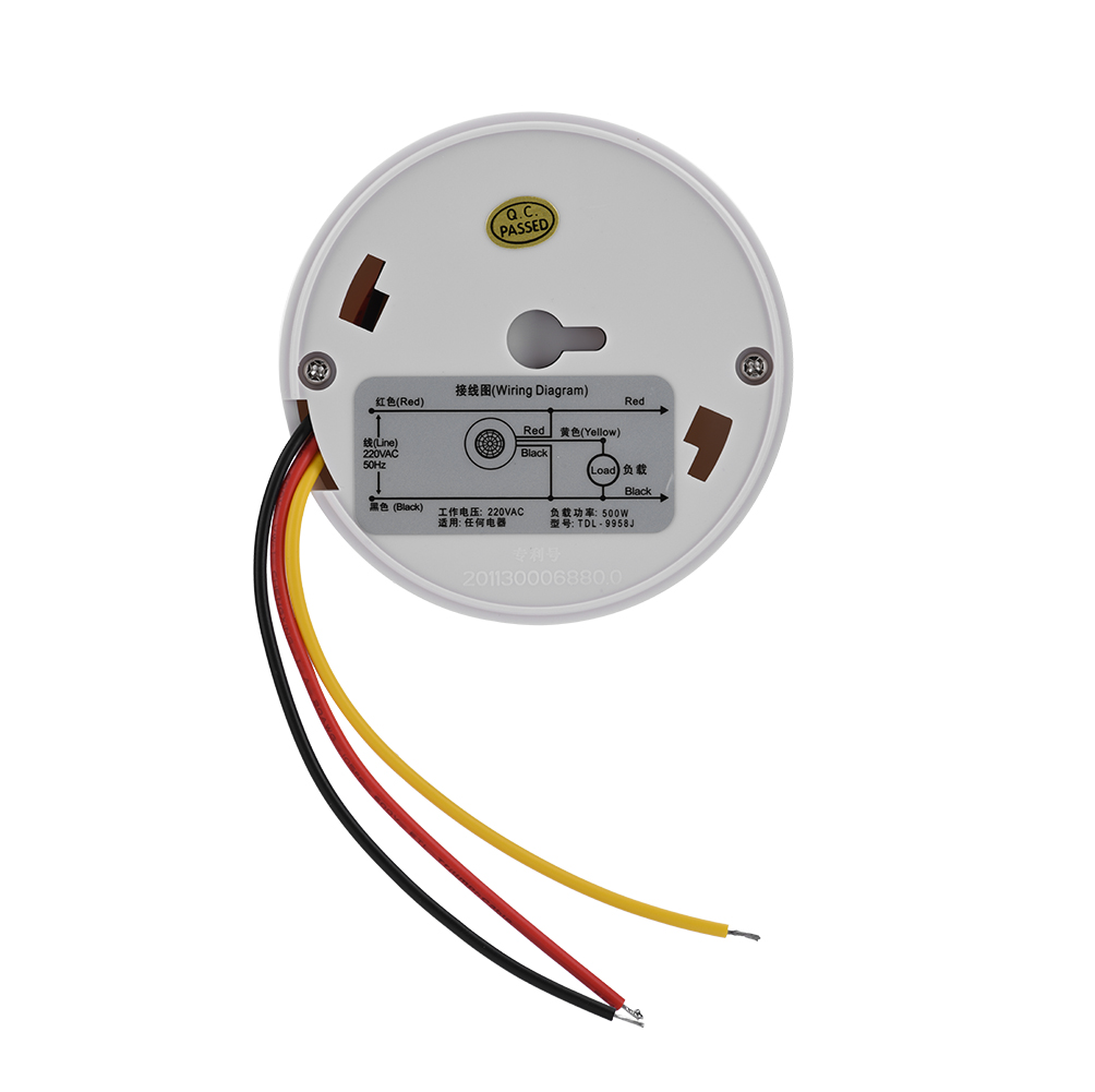 360 Infrared Pir Motion Sensor Switch With Time Delay For Led 339 Wiring Diagram Ceiling Light Ac180 250v