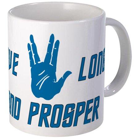- CafePress - Star Trek Mugs - Unique Coffee Mug, Coffee Cup CafePress