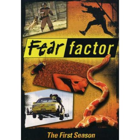 Fear Factor  The Complete First Season  Full Frame
