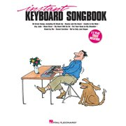 Hal Leonard Instant Keyboard Songbook E-Z Play Today Series