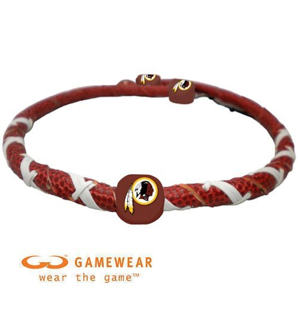 Gamewear Washington Redskins Classic NFL Spiral Football Necklace