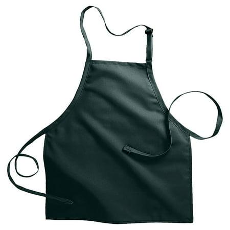 Edwards Apron - Edwards Garment Machine Washable Pocketless Bib Apron, Style 9004