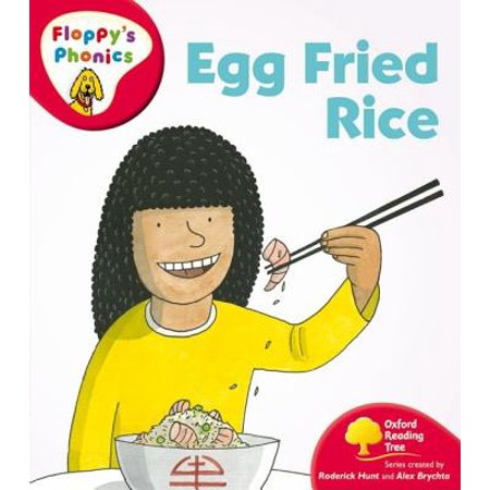 Oxford Reading Tree : Level 4: Floppy's Phonics: Egg Fried
