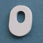 "Moore Medical Pedi-pads #101-a 1/8"" Foam-pack of 100"