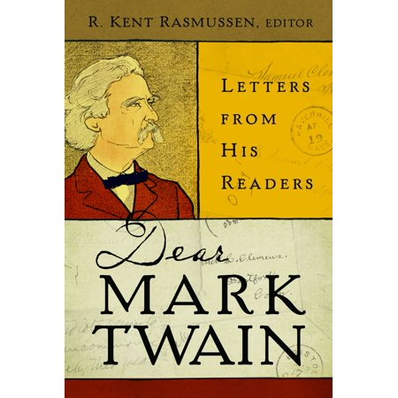 Dear Mark Twain - eBook (Angel Dear Frog)