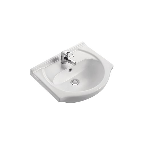Empire Industries Capri 20'' Pedestal Bathroom Sink