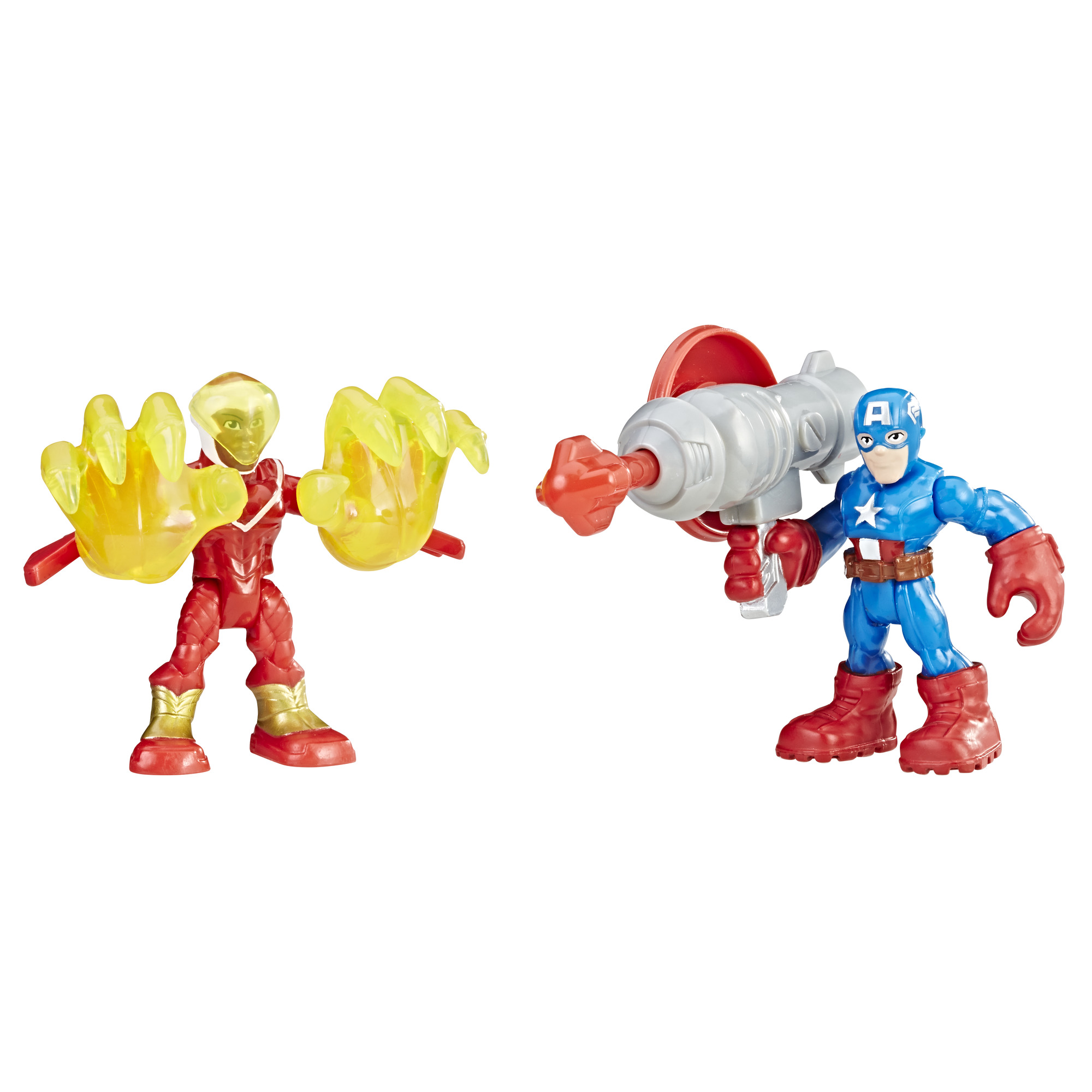 Playskool Heroes Marvel Super Hero Adventures Super Jungle Squad FALCON Figure