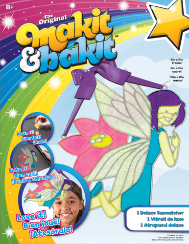 Click here to buy Colorbok Makit Bakit Deluxe Flower Fairy Kit by Colorbok.