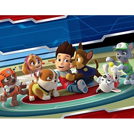Paw Patrol Edible Image Photo Cake Topper Sheet Birthday Party 14