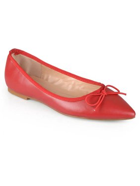 9cddb4c7262 Product Image Womens Classic Bow Pointed Toe Casual Ballet Flats