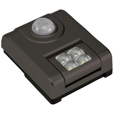 Bronze LED Sensor Light, 3 in. - image 1 de 1