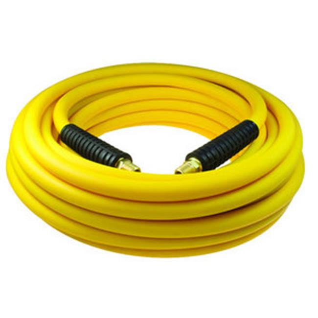 Acme Automotive AMAYB40504Y Hybrid Polyvinyl Chloride Air Hose 0.25 in. x 50 ft.