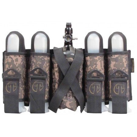 (Tippmann Sports Series 4+1 Paintball Harness - Digi Camo)