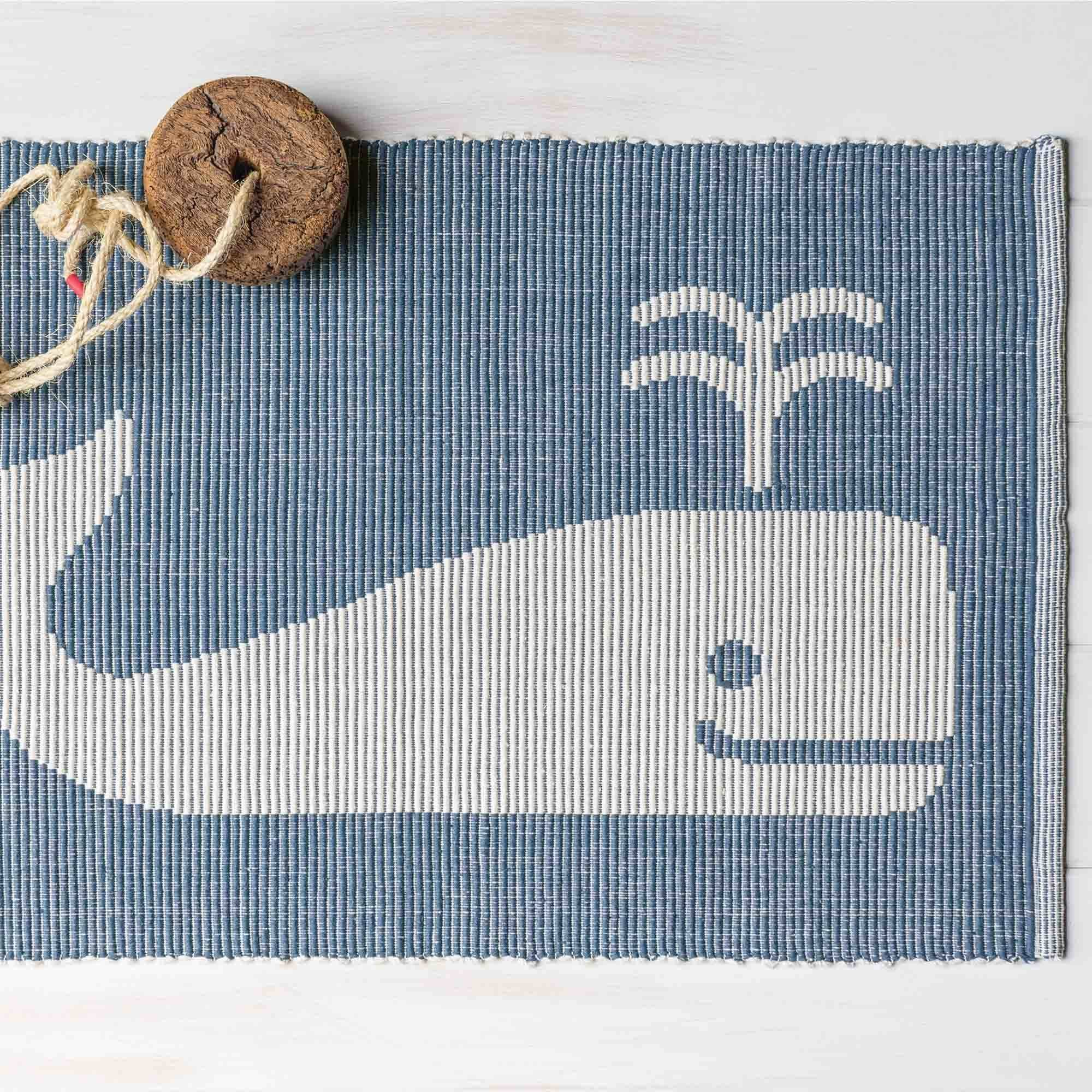 Now Designs Home Jacquard Mat Harbour