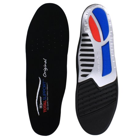 Spenco Shoe Inserts (Spenco Total Support Original Insole, Women's 9-10.5/Men's 8-9.5)