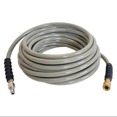 SIMPSON 41096 Hot Water Hose,3 8 in. D,100 Ft by Simpson