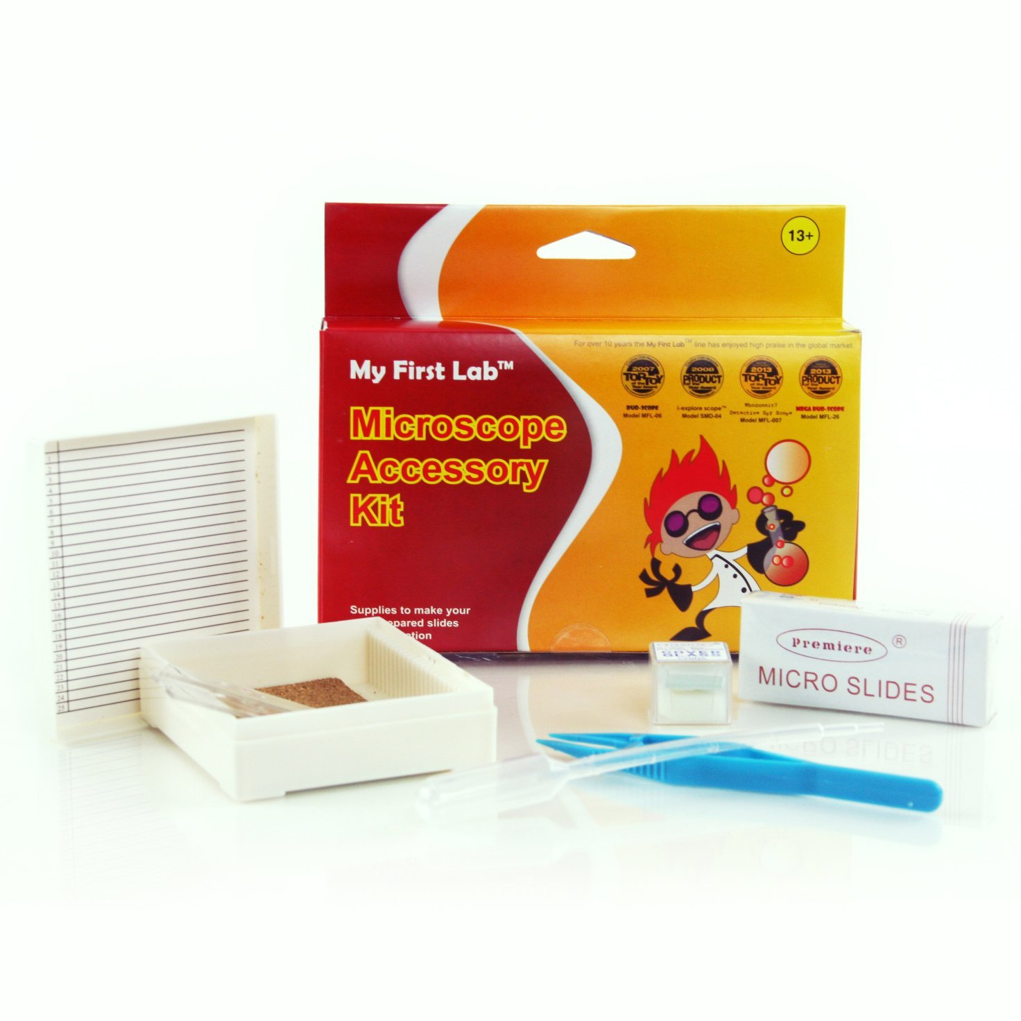 My First Lab Microscope Accessory Kit