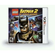 LEGO Batman 2: DC Super Heroes, Warner, Nintendo 3DS, 883929242580