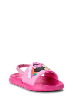 Disney Minnie Mouse Slide Sandal (Toddler Girls)