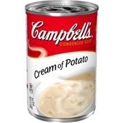 (4 pack) Campbell's Condensed Cream of Potato Soup, 10.5 oz. Can