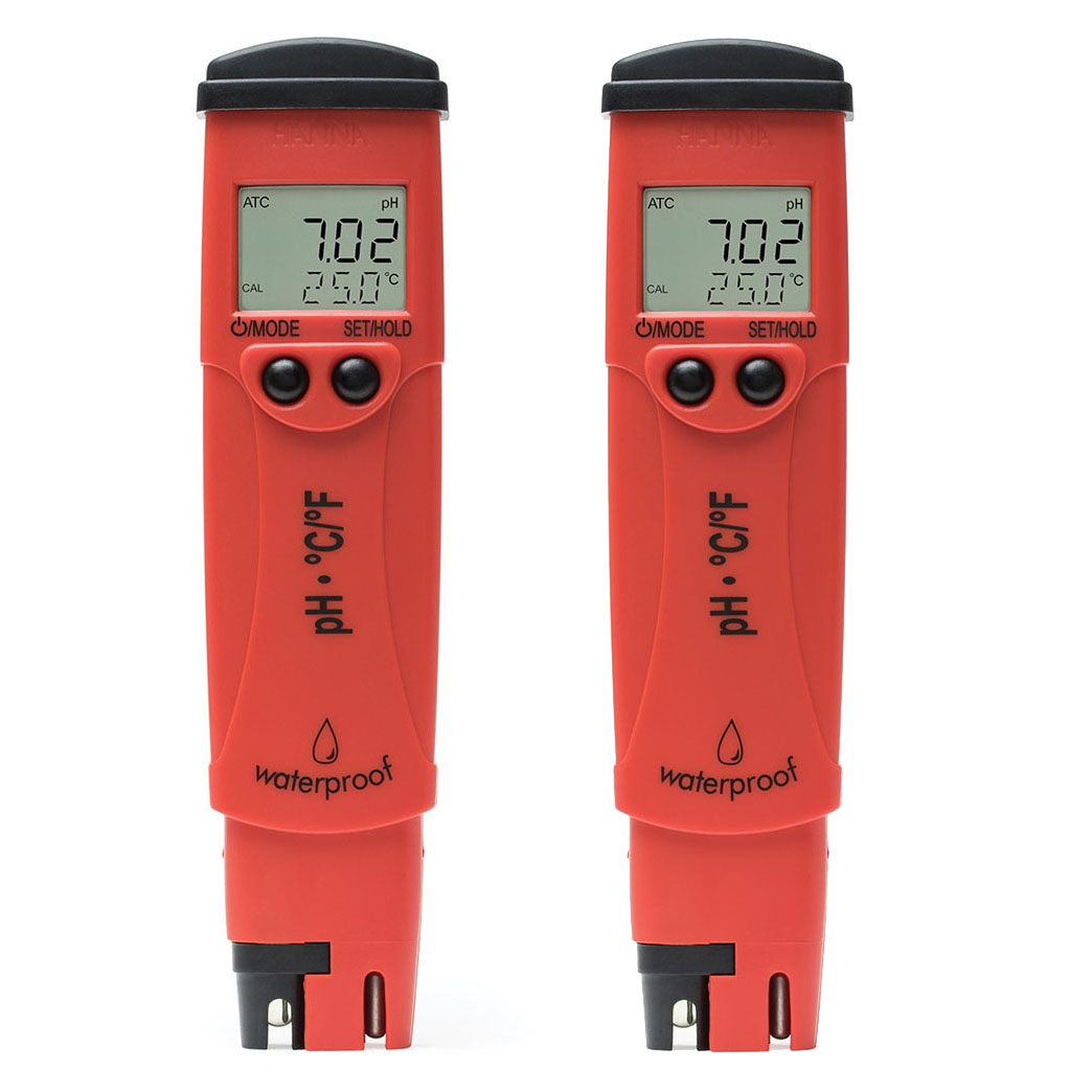 Hanna Instruments GroChek pHEP 5 pH and Temperature Teste...