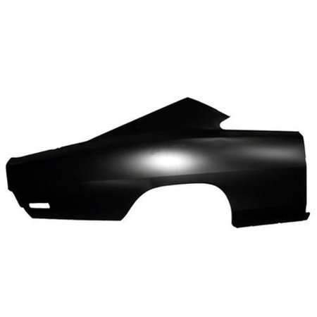 Goodmark Passenger Side Quarter Panel GMK216160170R for 70 Dodge Charger Dodge Charger Quarter Panel