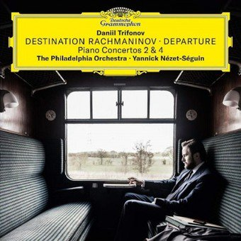 Destination Rachmaninov - Departure (CD) (Rachmaninov Symphony 2 Best Recording)