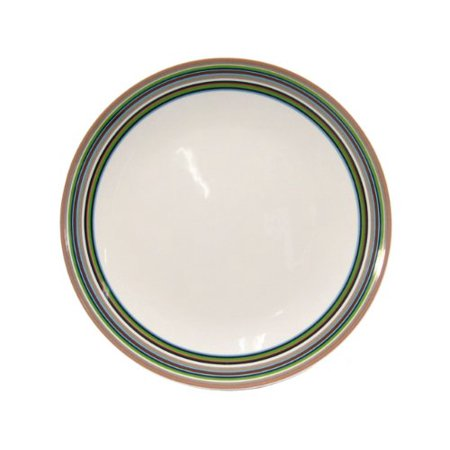 Origo Salad Plate, Beige (OR201911), Size: 8 diameter By Iittala ()