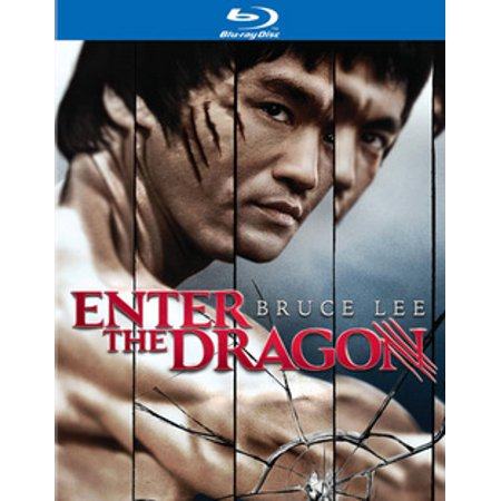 Enter The Dragon (Blu-ray) (Bruce Lee Enter The Dragon Blu Ray)