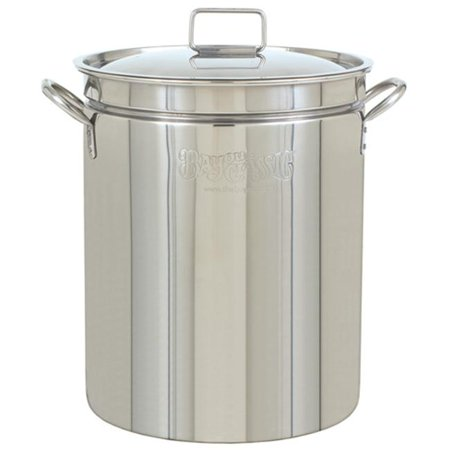 - Bayou Classic 1002 102 Quart Stockpot with Lid